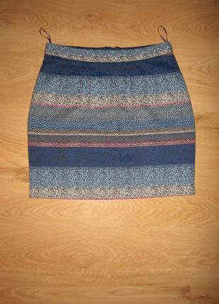 Оригинальная фирменная юбка miss etam 48 л