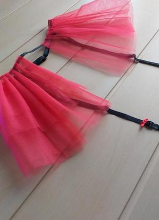 Портупея фатиновая юбка