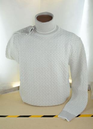 Свободный гольф свитер плотной вязки теплый турция