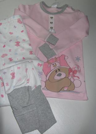 Пижама для девочки  тм smil  смил
