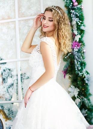 Платье свадебное/вечернее sherri hill
