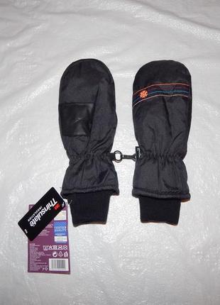 Выбор! термо варежки, перчатки, краги лыжные взрослым и детям, crane германия