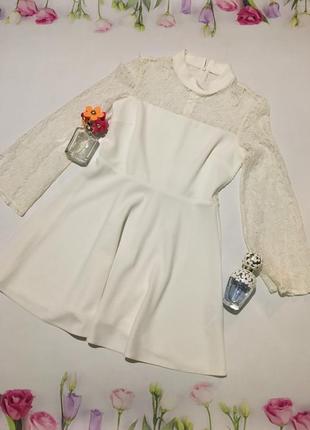 Стильное вечернее нарядное платье