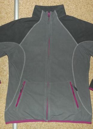 Женская флисовая куртка berghau