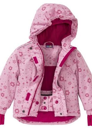 Куртка зимняя термо crivit pro