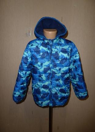 Mothercare демисезонная куртка на 6 лет