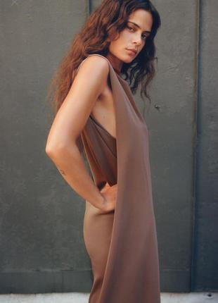 Платье, сарафан зара