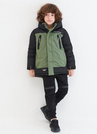 Зимняя куртка reserved(110-170)
