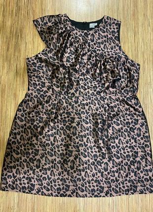 Нарядное атласное платье большого размера asos