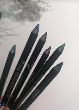 Intense colour long lasting eyeliner kiko milano карандаш для глаз