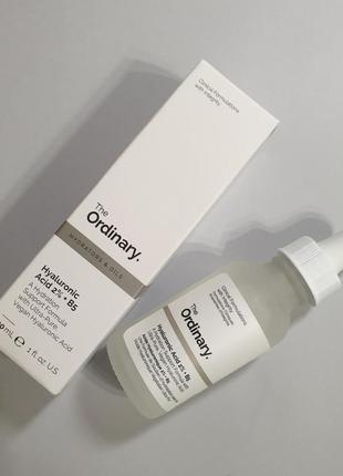 The ordinary - hyaluronic acid 2% + b5 30 ml