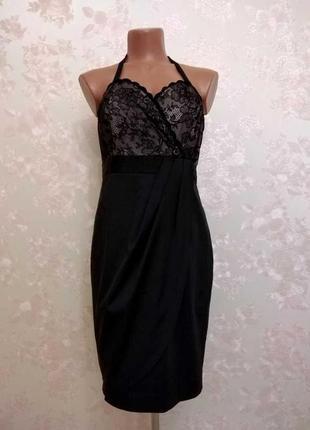 Нарядное платье next, сост. отличное. размер 12. сток!