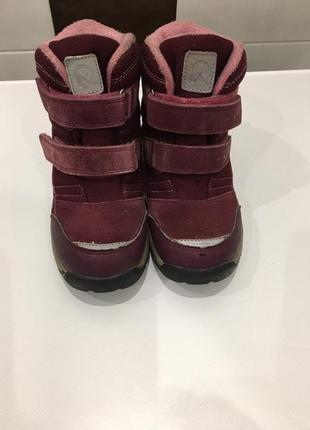 Reima водонепроницаемые зимние ботинки reima