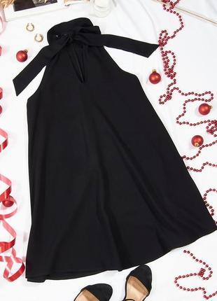 Коктейльное платье черное, пышное платье черное, нарядное платье, вечернее платье, сукня
