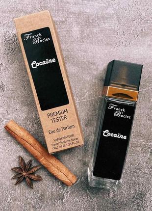 Тестер парфюмированая вода кокаин