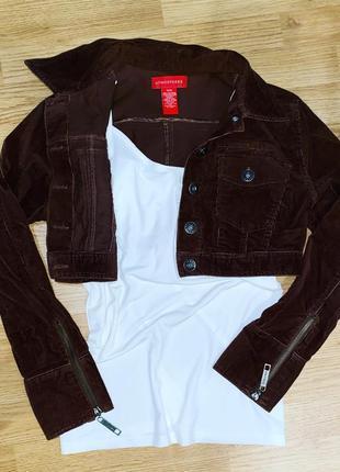 Велюрова курточка
