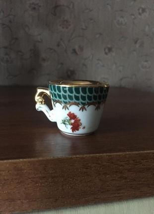 Коллекционная чашечка