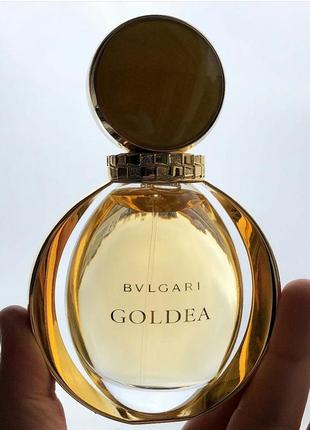 Женская парфюмированная вода bvlgari goldea the essense of jewweler 90мл