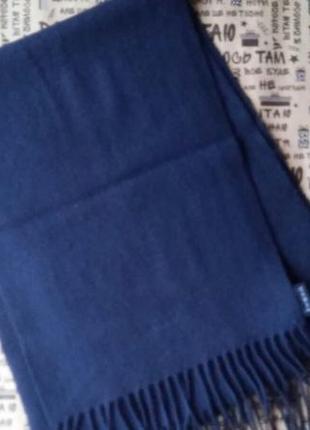 Шарф мужской gant 100% шерсть