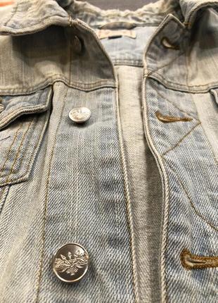 Жилетка джинсова стильна, якісна