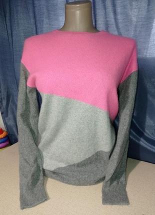 Кашемировый свитер пуловер джемпер autograph