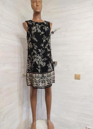Нежное платье на подкладке  m\l