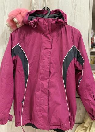 Лыжная куртка, спортивная курточка