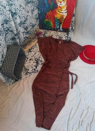 Классное платье с вырезами warehouse сукня плаття