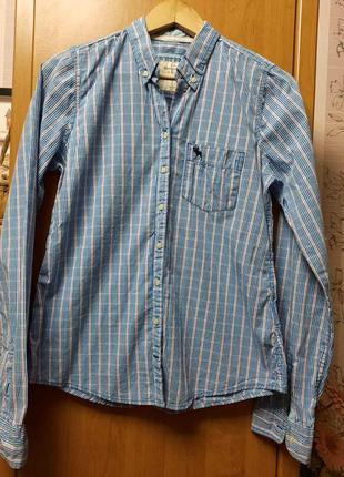 Рубашки abercrombie & fitch оригинал