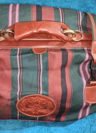 Саквояж чемодан дорожная сумка