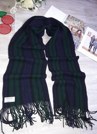 Johnstons модный шарф шерсть ламы шотландия