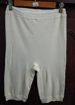 Теплые, комфортные панталоны, плавки, трусы из натуральной шерсти, термо белье con-ta