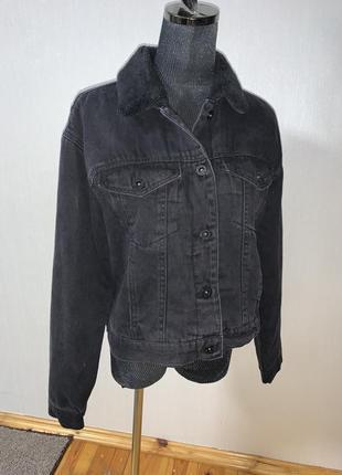 Джинсовая курточка от mango 🥭 курточка denim ❤️