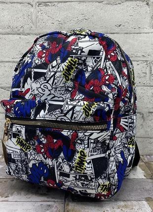 Рюкзак человек павук