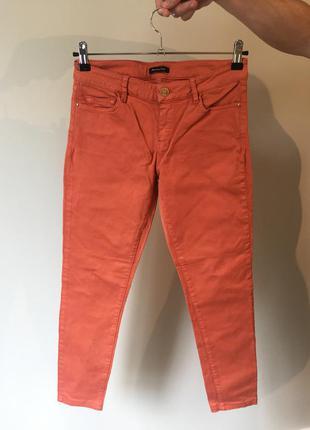Летние джинсы massimo dutti