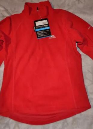 Флисовый свитер trespass размер s-36 англия