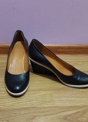 Туфли кожаные (польша)