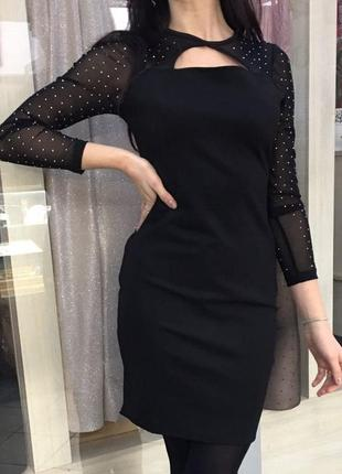 Крутое платье на корпоратив!