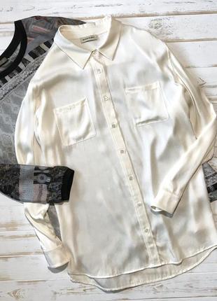Шелковая блуза премиум бренда repeat❤️