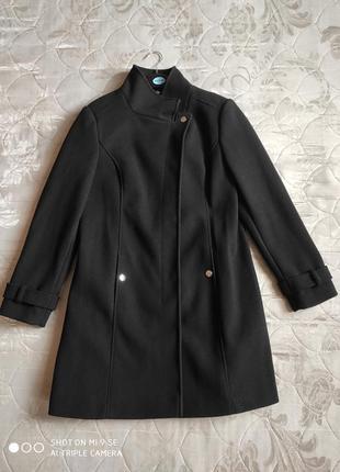 Демисезонное пальто (uk 14, 48-50) весна-осень