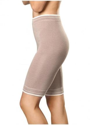 Con-ta- женские новые шерстяные длинные трусики термобельё, панталоны