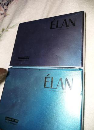 Краска для бровей elan две упаковки