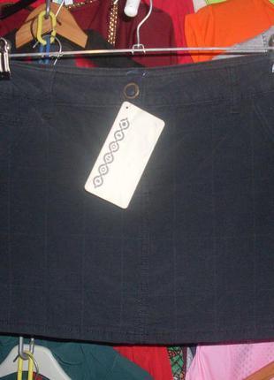 Новая юбка из легкого джинса bonobo распродажа
