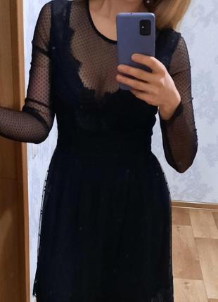 Красивое шикарное платье на корпоратив,  новый год