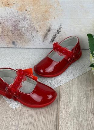 Туфли для девочек 30