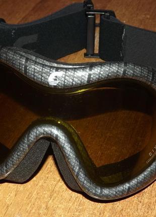 Женские горнолыжные очки/маска  carrera (австрия) diva carbonflex ultrasight
