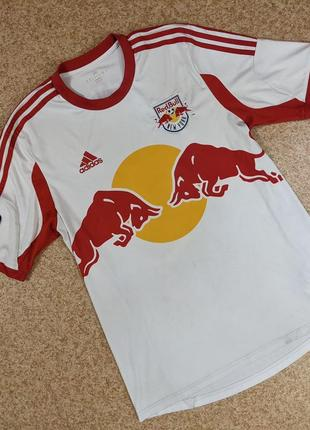 Домашняя футболка adidas red bull new york 2013/14 (#14 thierry henry)