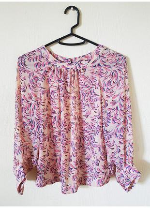 Шифоновая блуза topshop, размер 36