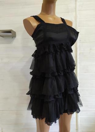 Маленькое платьице коктейльное, вечернее   xxs