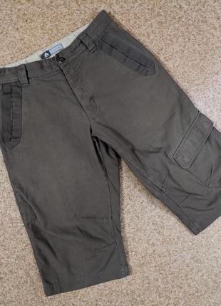 Трекинговые шорты бриджи винтаж nike acg